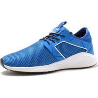 Tênis Ivan Running Technology Masculino - Masculino-Azul