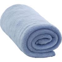 Cobertor Liso- Azul- 80X110Cm- Camesacamesa