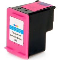 Cartucho Tinta Compatível Hp 61Xl 61 Deskjet Colorido 13Ml