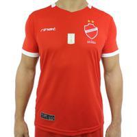 Netshoes  Camisa Vila Nova - Uniforme I 2016 - Rinat - Número 10 - Masculino 00c7552f09411