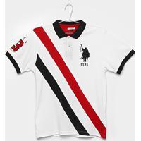 Camisa Polo Infantil U.S.Polo Assn Masculino - Masculino