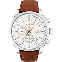 Relógio Hugo Boss Masculino Couro Marrom - 1513475