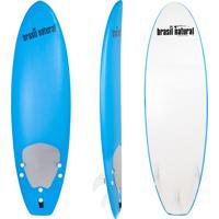 Prancha De Surf 5.8 Mini Fun New Edition - Azul Claro + Kit Surf Brasil Natural