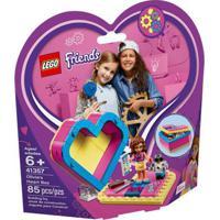 Lego Friends - Box Coração - Olivia - 41357