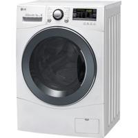 Lavadora E Secadora Lg Wd1485Atba 8,5 Kg Com Painel Touch - 220V