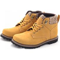Bota Dexshoes Adventure Amarelo
