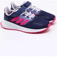 Tênis Adidas Infantil Runfalcon C Azul