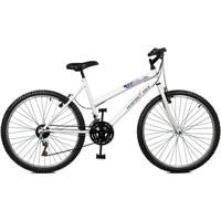 Bicicleta Master Bike Aro 26 Emotion 18 Marchas V-Brake - Feminino