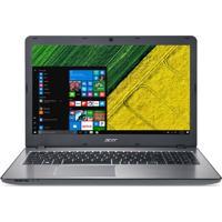 """Notebook Acer Aspire F5-573G-75A3 Intel Core I7 8Gb Hd 1Tb Geforce 4Gb Tela 15.6"""" Windows 10 - Prata"""