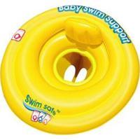 Boia Circular Swim Safe Belfix Para Bebê 69 Cm - Unissex