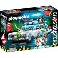 Playmobil - Veículo E Mini Figuras - Ghostbusters - Ecto 1 - 9220 - Sunny