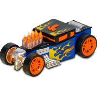 Carrinho Roda Livre Hot Wheels Road Rippers Flame Dtc - Unissex-Incolor