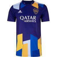 Camisa Boca Juniors Iii 20/21 Adidas - Masculina