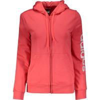 Jaqueta Adidas Essential Linear Feminina Rosa