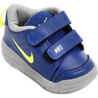 96f9cb50b0d2e ... Tênis Infantil Nike Pico Lt Masculino - Feminino-Azul+Gelo