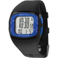 Monitor Cardíaco Soleus Pulse Rhythm Ble + Hrm - Unissex-Preto+Azul