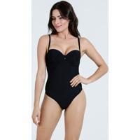 Body Feminino Modelador Bojo Dilady