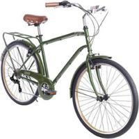 Bicicleta Gama City Commuter Aro 26 Postino - Unissex
