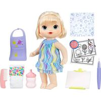 Boneca Baby Alive - 30 Cm - Loira - Pequena Artista - C0960 - Hasbro
