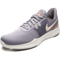 Tênis Nike W In-Season Tr 8 Prm Cinza