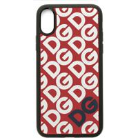 Dolce & Gabbana Case Para Iphone - Vermelho