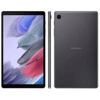 Tablet Samsung Galaxy A7 Lite Grafite Com 8,7, 4G + Wi-Fi, Android 11, Processador Mediatek Mt8768T E 32Gb