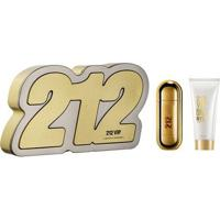 Kit Perfume Carolina Herrera 212 Vip Feminino Eau De Parfume + Loção Corporal