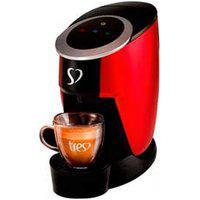 Cafeteira Tres 3Corações Touch Vermelha Para Café Espresso Automática - 2003899