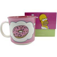 Caneca Rosquinha Simpsons 350 Ml