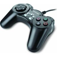 Controle Pc Game Conexão Usb Js028 Js028 - Multilaser