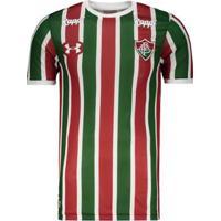 Camisa Under Armour Fluminense I 2018 Masculina - Masculino