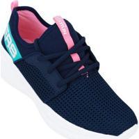 Tênis Skechers Infantil Go Run Fast Valor - Feminino-Azul