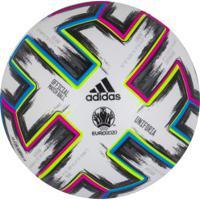 Bola De Futebol De Campo Adidas Euro 2020 Jogo Oficial - Branco/Preto
