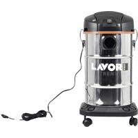 Aspirador De Pó E Líquido Lavor Trenta X 30 Litros 1400W Inox