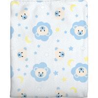 Cobertor Bercinho Flanelado - Ursinho