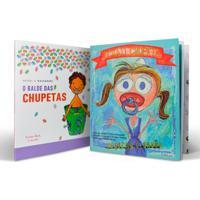 Tchau, Chupeta! Coleções Leiturinha Livro Multicolorido