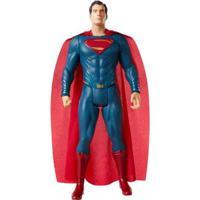 Boneco Articulado Dc Comics Liga Da Justiça Superman Mimo - Masculino-Incolor