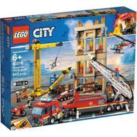 Lego City - Brigada De Bombeiros Da Cidade - 60216