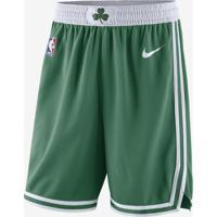Shorts Nike Boston Celtics Icon Edition Swingman Masculino