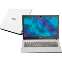 "Notebook Philco 14G2-B123Lm - Atom Dual Core D2500 - Hd 320Gb - Ram 2Gb - Tela 14"" - Branco - Linux"