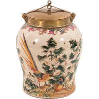 Vaso Decorativo De Porcelana Saint P
