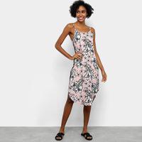 Vestido Tricats Summer - Feminino-Rosa