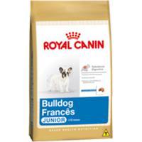Ração Royal Canin Bulldog Francês Junior 2.5Kg