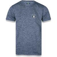 Camiseta Oakland Raiders Nfl New Era - Masculino