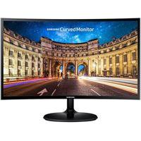 Monitor Samsung Led 27´ Widescreen Curvo, Full Hd, Va, Hdmi/Vga, Freesync - Lc27F390Fhlmzd