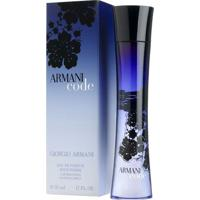 Armani Code Pour Femme De Giorgio Armani Eau De Parfum 30 Ml