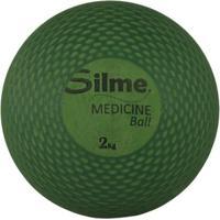 Bola Silme 14 Medicine Ball 2 Kg - Unissex