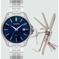 Kit Relógio Masculino Orient Mbss1332 K273