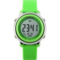 Relógio Skmei Digital 1100 Verde