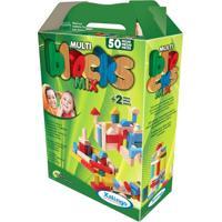 Multi Blocks Kits E Gifts Mix Multicolorido